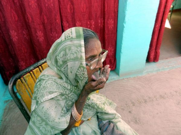 Woman Eats 2KG Of Sand Per Day For 60 Years