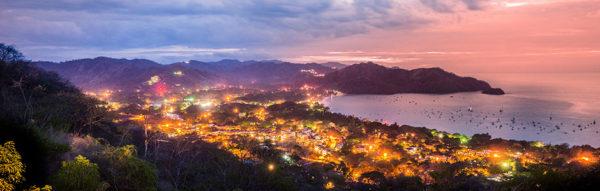 costa-rica at night