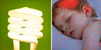 Light Bulbs Cause Migraines