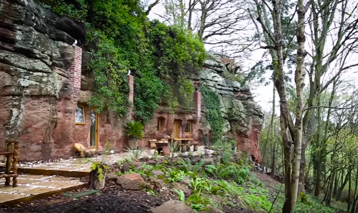 Man Built An Amazing House In A 700-Year-Old Cave 1