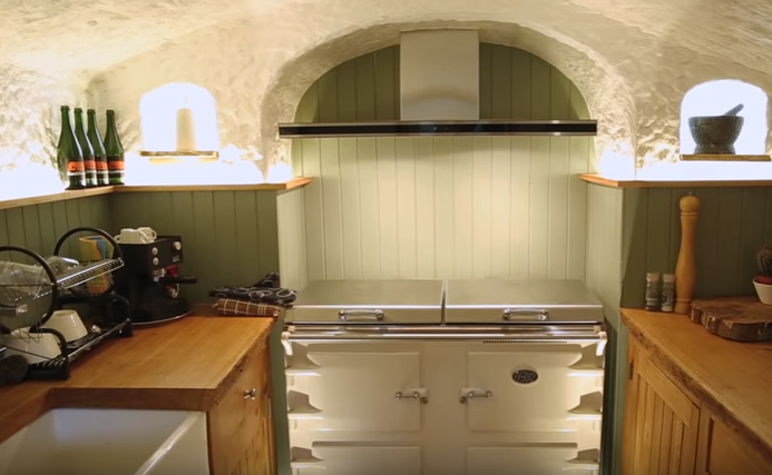 Man Built An Amazing House In A 700-Year-Old Cave 3
