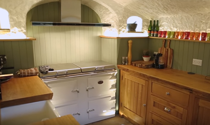 Man Built An Amazing House In A 700-Year-Old Cave 6