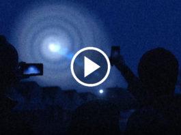 Strange Vortex In The Sky