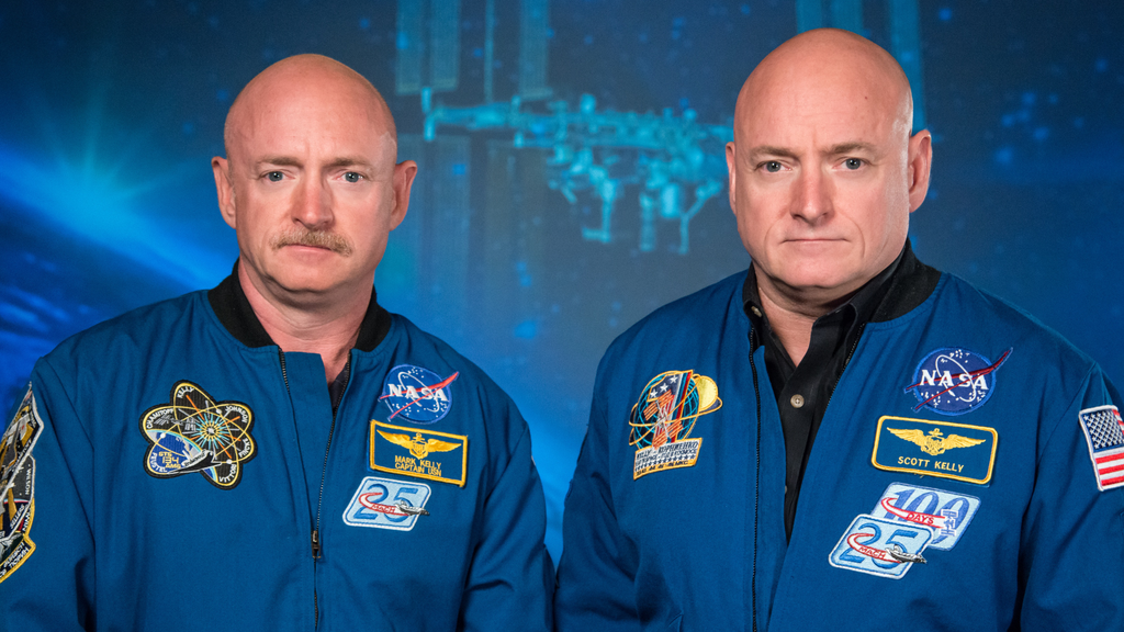 Twins Experiment NASA First Results
