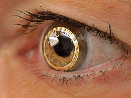 Sony Has Patented a Contact Lens That is Blink Powered and Records Video