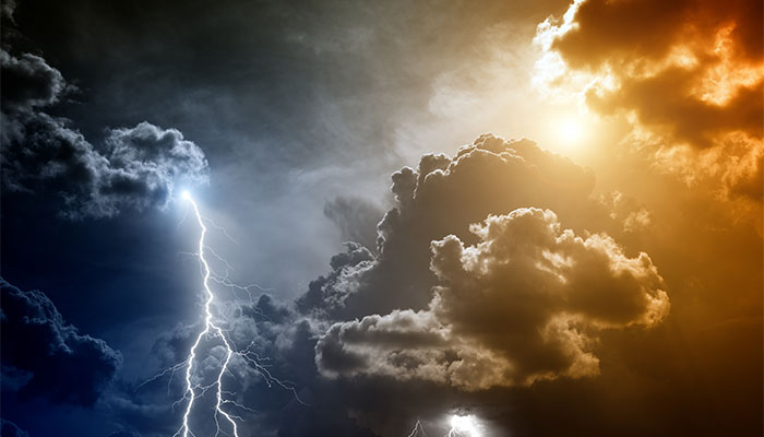 9 Ways Nature Is Trying To Communicate With You Weather