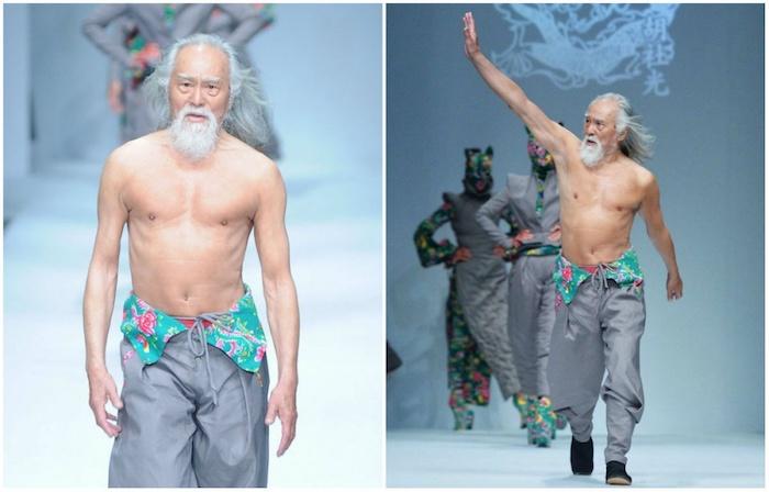 Deshun Wang, Age 80