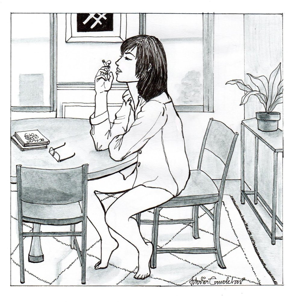 Drawings Perfectly Describe The Overlooked Beauty Of Single Life 4