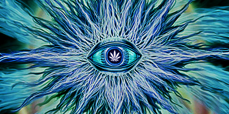 THIS Is What Happens In The 3rd Eye When We Smoke Cannabis... 2