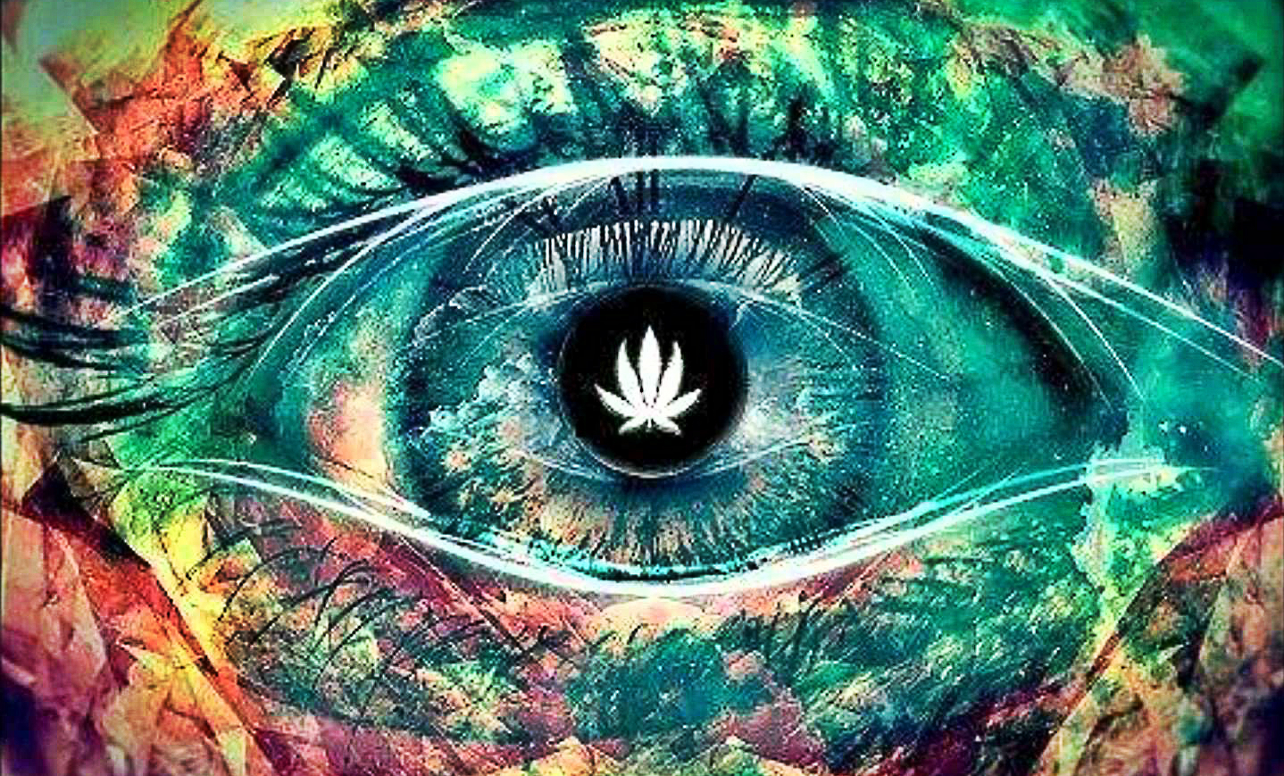 THIS Is What Happens In The 3rd Eye When We Smoke Cannabis... 3