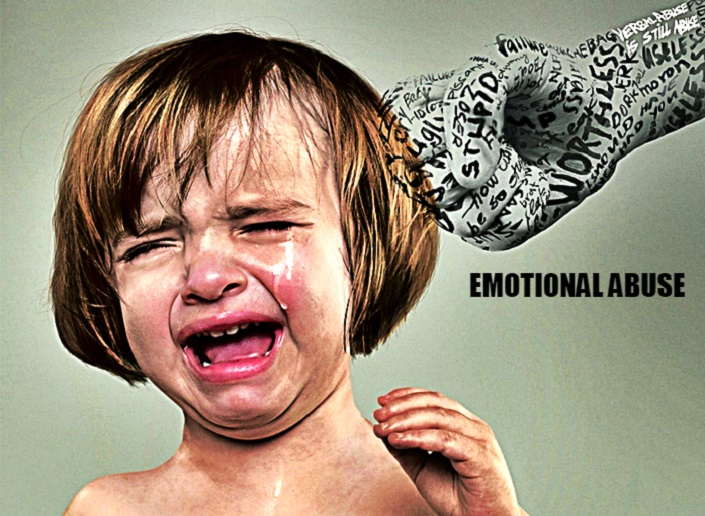 emotional abuse in children Psychological abuse (also referred to as psychological violence, emotional abuse, or mental abuse) is a form of abuse, characterized by a person subjecting, or.