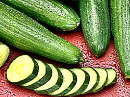 Consumed Cucumbers Every Single Day