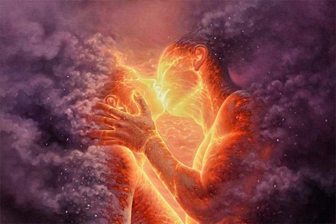 twin flames, soul mates and karmic relationships