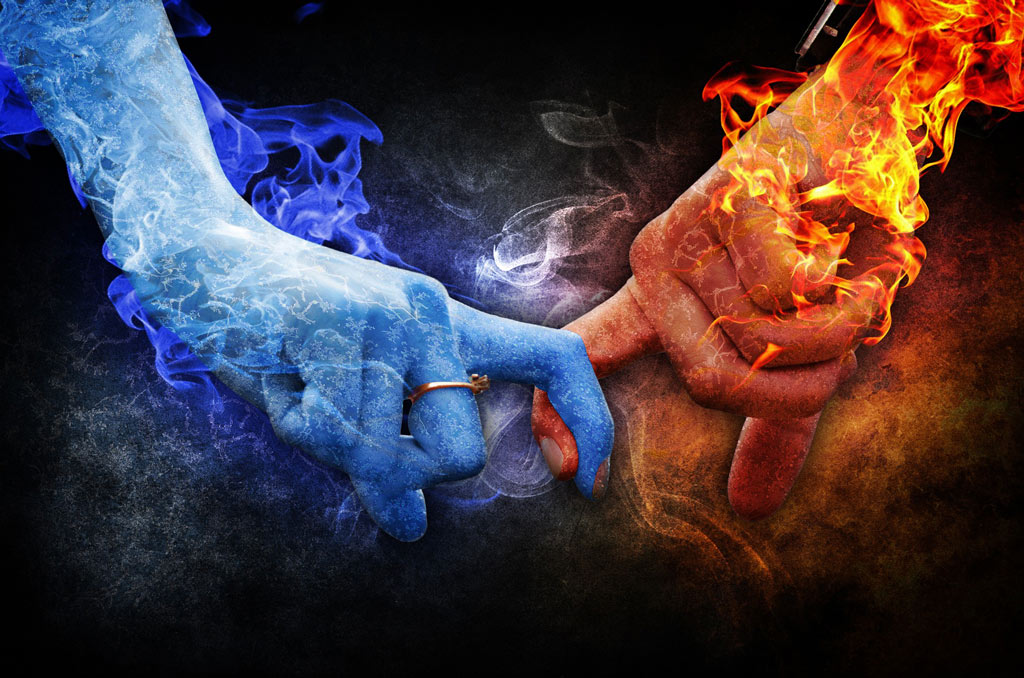 What's The Difference Between A Twin Flame And A Soul Mate