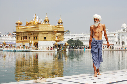 Most Beautiful Places On Earth 2.-Harmandir-Sahib-GC¦зo¦В-Punjab-India