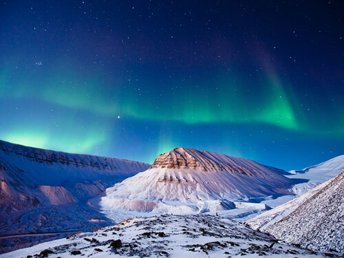 Most Beautiful Places On Earth 5.-Svalbard-GC¦зo¦В-Arctic-Ocean-Norway