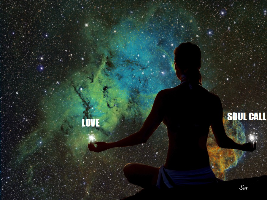 How Love Differs From a Soul Call