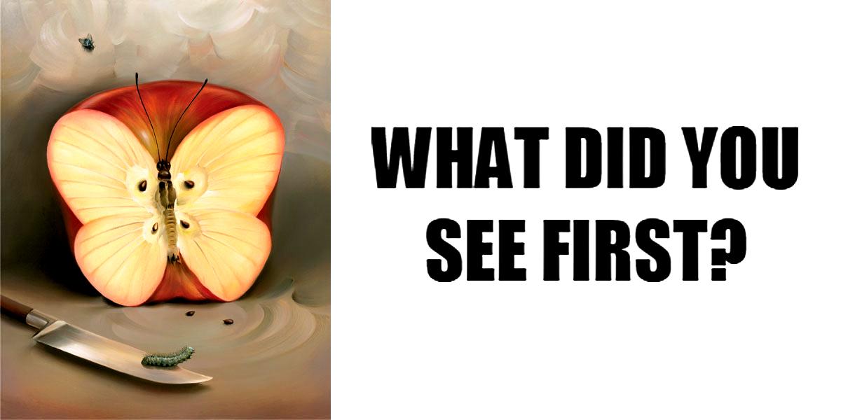 Picture Reveals Your Unconscious Fears