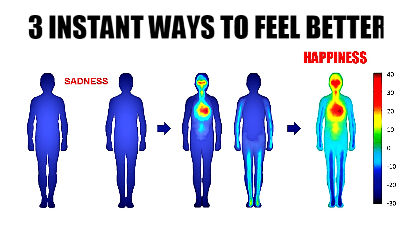 3 Instant Ways Lift Your Emotions