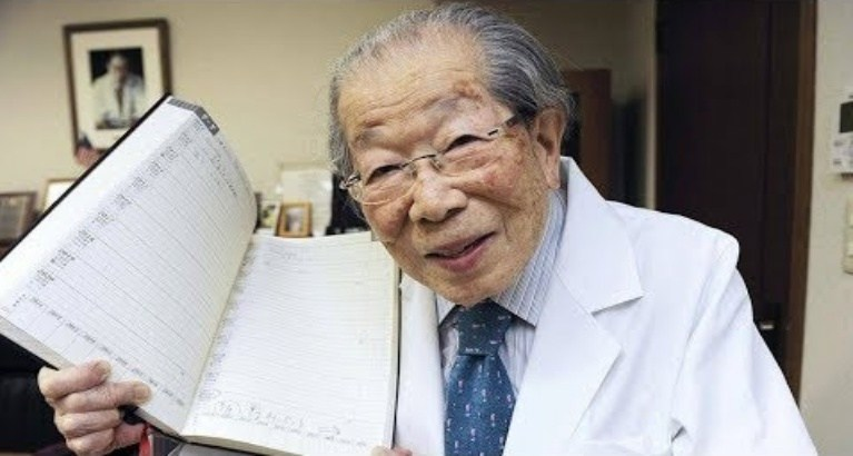 104 Year Old Japanese Doctor 14 Healthy Pieces of Advice