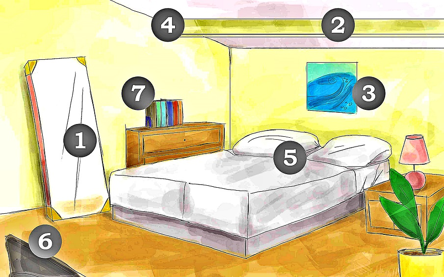 Attract Love Into Your Life With These 7 Feng Shui Bedroom Tips!