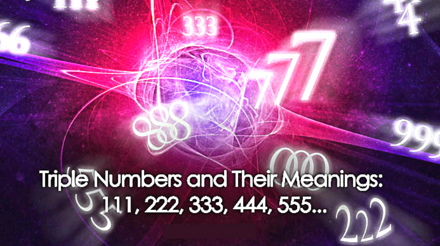 Have You Been Seeing Repeating 3 Digit Numbers? Here is The Reason Why Each of Them Appears In Your Life...