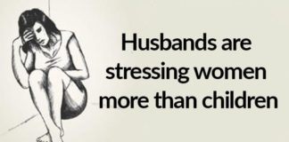 Studies Show Husbands Stress Women