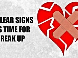 Signs Time To Break Up A Relationship