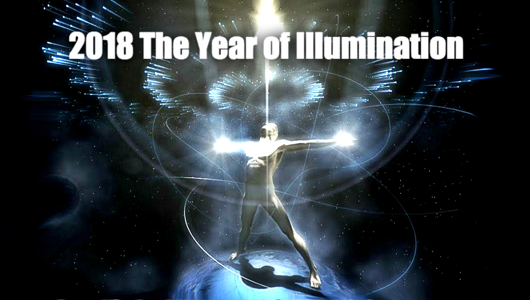 4 Cosmic Messages About The Year 2018