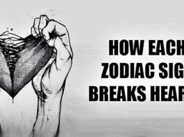 How Each Zodiac Breaks Other's Heart