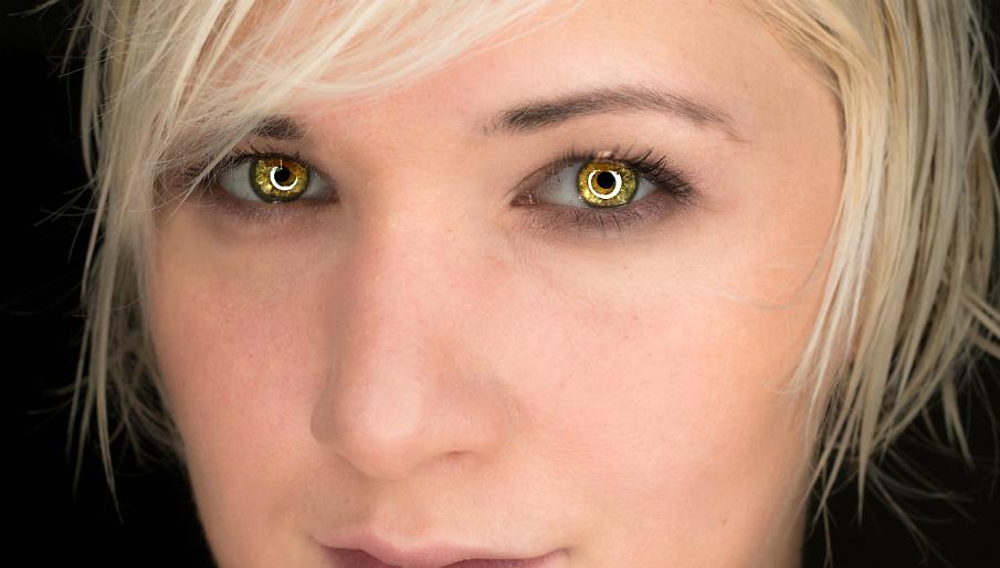 Eye Contact Heals The Soul
