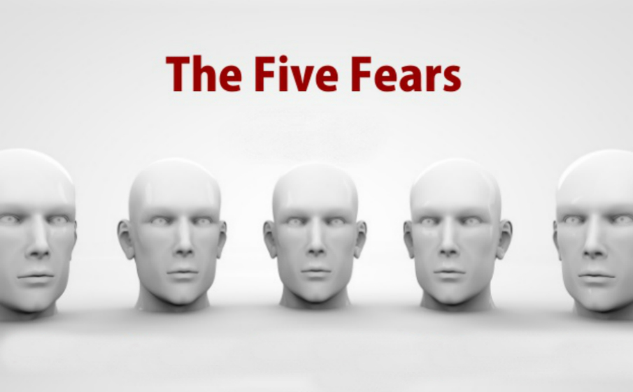 5 Fears To Overcome Achieve Dreams And Purpose