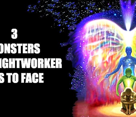 3 Inner 'Monsters' Each Lightworker Has To Face