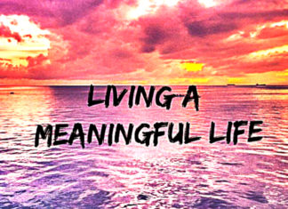 how-to-live-a-meaningful-life