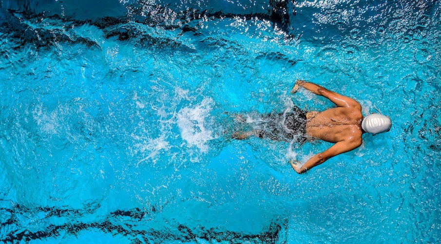 Healthiest Exercises Swimming