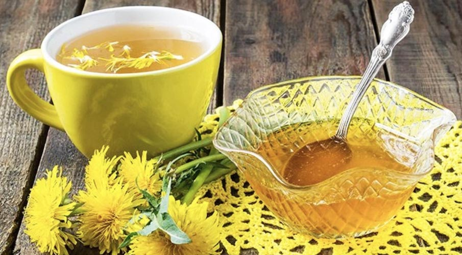 Rare Natural Soothing Teas Dandelion Tea