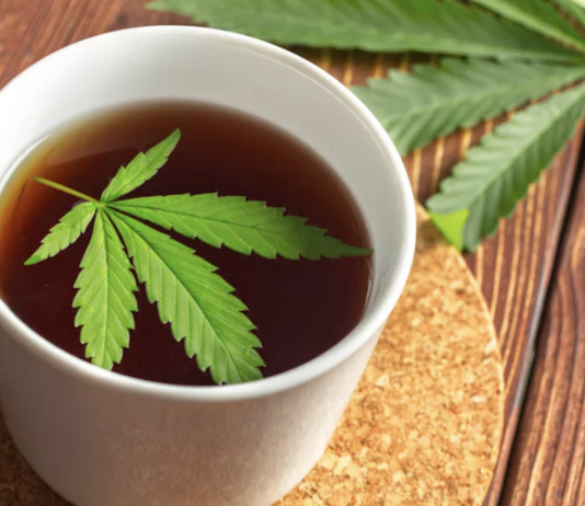 how-tea-infused-with-thc