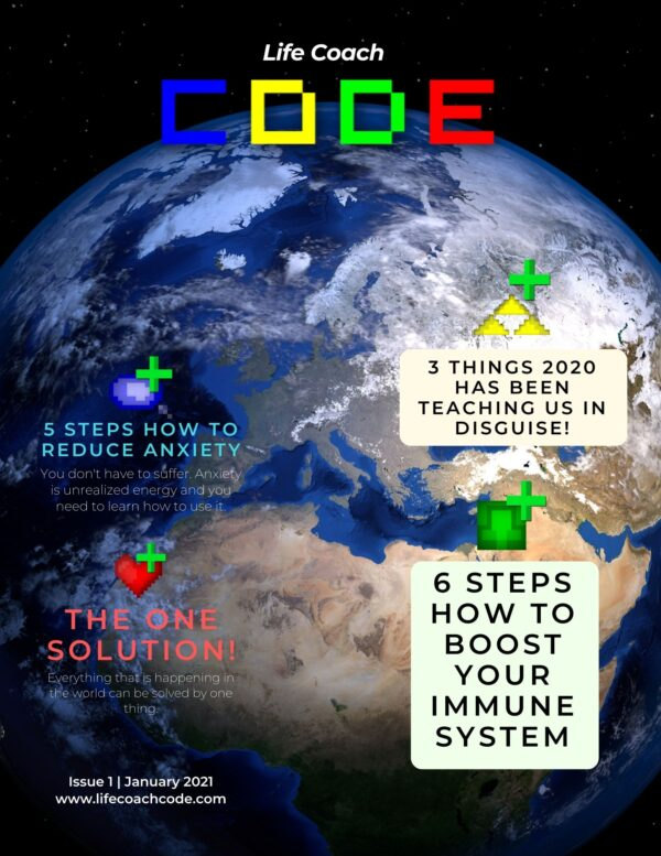 Life Coach Code Magazine Pages 1