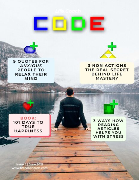 Life Coach Code Issue 6 June 2021