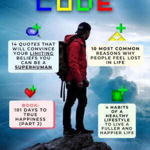 Life Coach Code Issue 7 July 2021 Cover
